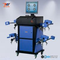 Buy cheap E315 E312 CCD Wheel Aligner Equipment For Car Excellent Stability Automatically product