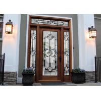 Buy cheap Tempered Safety Patterned Glass Panels Brilliance For Internal Doors product