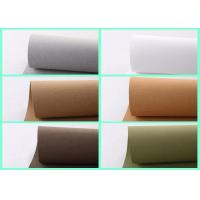 China Metallochrome Washable Kraft Paper 150CM For Book Cover / Envelope on sale