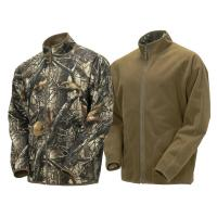 Buy cheap Hunting Outdoor Reversible Soft Shell Camouflage Jacket Big And Tall Camo Hunting Clothes product