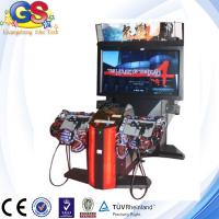 Buy cheap 2014 3D video alien paradise lost gun pc simulator shooting game machine for sale product