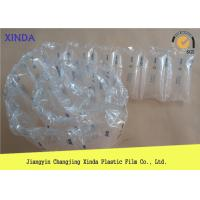 Buy cheap Cushioning Transparent Air Bubble Film , Air Cushion Recyclable Packing Air Pillows product