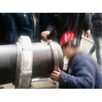 Buy cheap Cement Lined Restrained Joint Ductile Iron Pipe Round Shape 6m K8 K9 K10 product