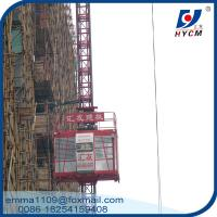 Buy cheap SC 200 Elevator Building Hoist Lifting Passenge and Material 2000KG Load product