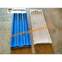 Buy cheap BQ NQ HQ PQ Plastic Core Trays Core boxes 1m 3 lattic 4 lattice 5lattic 6 lattic product