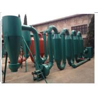 Buy cheap Microwave Air Flow Dryer For Small Wood Shavings , 150-600kg/H from wholesalers