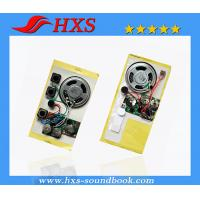 China Recordable Voice Recorder For Greeting Card on sale