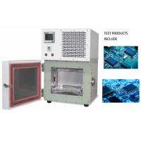 Buy cheap 15L CE Certification Programmable Climatic Testing System With Touch Screen product