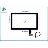 Buy cheap WideScreen 18.5 Inch Capacitive Touch Panel product