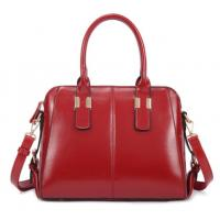 Buy cheap Hot selling Leather handbags Ladies Ipad bags Pink White Black product