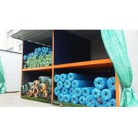 Buy cheap 35mm C Shape  Three Tones Color 15750 Density Garden Artificial Grass from wholesalers