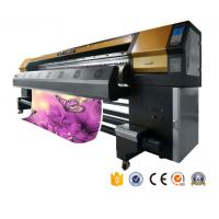 Quality 2017 top sale year 3.2m printhead dx5 eco solvent printer banner uv printing machine for  fabric factory  AP-3300S for sale