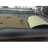 Buy cheap car mat cnc cutting table production making cutter equipment product
