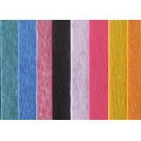 Buy cheap Colorful 100% Acrylic Felt Fabric 80gsm-700gsm Gram With 4m Width product