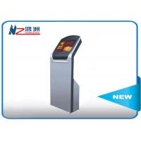 Buy cheap OEM 17 19 inch self service kiosk with high security hotel check in from wholesalers