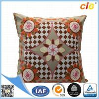 Buy cheap Shrink-Resistant Decorative Pillow Cover Decorative Throw Pillows With Embroidery product