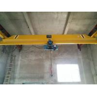 China Two Years Warranty 10 Ton Single Girder Overhead Crane with Low Price on sale