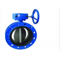Buy cheap DN200 Mono Flange Butterfly Valve product