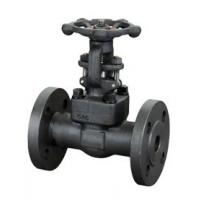 China Actuation API 6D 2 Inch Forged Steel Gate Valve Connection standard on sale
