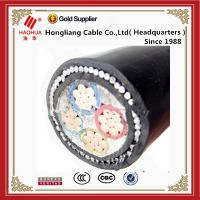 Buy cheap Steel wire Armoured cable 240mm xlpe 4 core armoured cable product