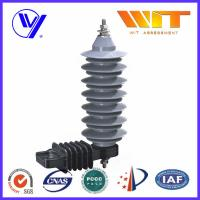 Buy cheap Customized Metal Oxide Surge Arrester Disconnector for Over Voltage Protection product