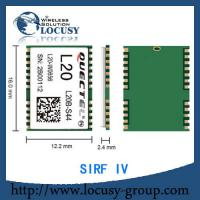 Buy cheap QUECTEL Low Power Highest Sensitivity GPS Engine Board Module SIRF IV SIRFstarIV ROM2.2 product