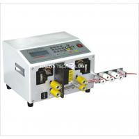 Buy cheap Double Track Wire Cutting And Stripping Machine Easy Operation 32KG Weight product