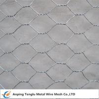 Buy cheap Hexagonal Wire Netting/Hex Decorative Wire Mesh|Used for  Fencing Gabion product