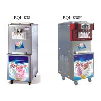 Buy cheap Commercial Soft Serve Ice Cream Machine , Floor Standing Soft Ice Cream Maker product