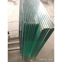 China SAFETY INSULATED GLASS, 30.38MM, FACADES,  F green, insulating glass,double pane, laminated glass, glazing 5 + 5A + 5 mm on sale