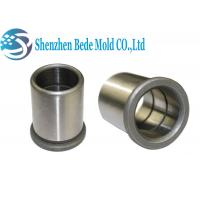 Buy cheap High Accuracy Precision Mould Steel Ball Guide Bush / Guide Pins And Bushings product