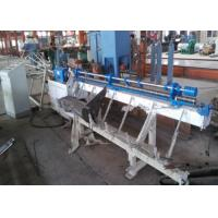 Buy cheap Automatic Wire Straightener And Cutter , High Speed Wire Steel Rod Straightening Machine product