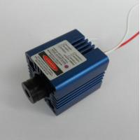 Buy cheap 445/450nm 50mw Blue Beam Laser Module For Laser Stage Light And TTL Modulation from wholesalers