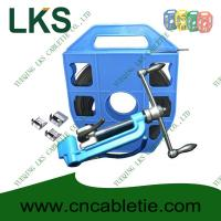 Buy cheap LKS-B1 Series Stainless Strapping Band with L type Buckle and LKA Style Banding tool product