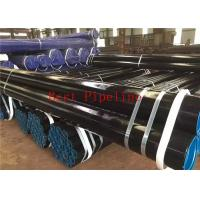 Buy cheap Longitudinally Electric Weld Steel Incoloy Pipe 530-1220mm Diameter Grade K60 product