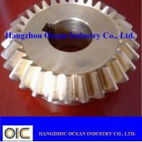 Buy cheap Corrosion Resistance Transmission Spare Parts Steering Gear / Speed Gear product
