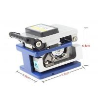 Buy cheap Optical Fiber Cutter For Ftth Fiber Cable , High Precision Fiber Optic Cleaver Tools product
