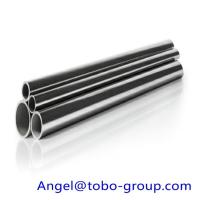 China Nickel Alloy seamless Pipe ASTM B730 Alloy 825(UNS N08825 ) 12'' steel pipe 6-12m on sale