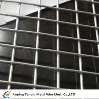 """Buy cheap Stainless Steel Welded Wire Mesh T304/316L Square 1/4"""" Hole from China Anping product"""