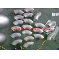 Buy cheap Stainless steel elbow A403-WP304L A403-WP316L A403-WP316L WP321, 321H. WP347.A815 UNSS3180 product