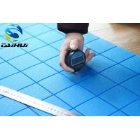 Buy cheap Water Drainage Artificial Grass Shock Pad Underlay Buffering Layer product