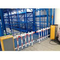 Buy cheap Hydraulic Scissor Lift Table Direct Acting 1000kg Capacity Travel Height 5m product