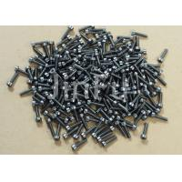 Full Threaded  Cap Head Titanium Torx Screws Cold Forging Apply  In Engineering Program