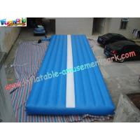Buy cheap Inflatable Sports Game Air Tumble Track, Professional Gym Tumble Track For Tumbling Sports product