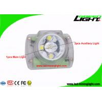 Buy cheap Explosion Proof High Lumen Mining Cap Lights , Digital Colorful Miner Headlight with Magnetic USB Charger from wholesalers