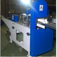 Buy cheap 380V Tissue Paper Napkin Making Machine Electrical Counter Pneumatic Feeding from wholesalers