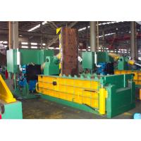 China Manual Automatic Baler Metal Baling Machine Hydraulic Drive Y81F - 250 on sale