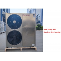 Buy cheap meeting 18kw air source heat pump for home heating and cooling with copeland from wholesalers