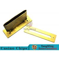 Buy cheap Roulette / Blackjack Poker Game Accessories Slot Cover Installed On The Table product