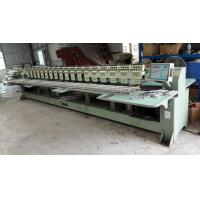 Buy cheap Professional Tajima Used Computer Embroidery Machine TMFD-G918 from wholesalers